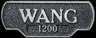 image of Wang 1200 logo